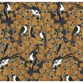 papier peint MAJOLIQUES par Casamance collection Printemps Viennois