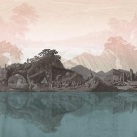 Panoramique PROVINCE DE KERMAN par Quinsaï