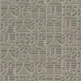 Papier peint Horoscope par Missoni Home
