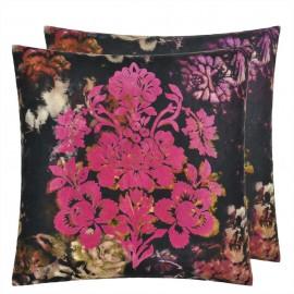 COUSSIN en lin coton TARBANA 50 x 50 cm par Designers Guild