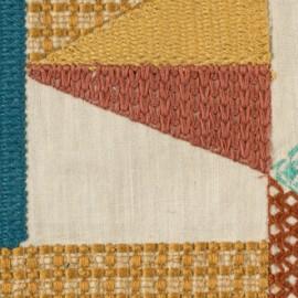 Nouvelle collection de tissus 2021 ESCALE Tissu Continent par ELITIS