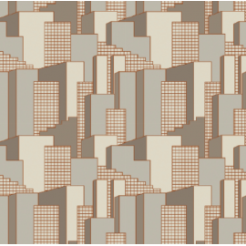 Nouvelle collection de tissus outdoor 2021 Archiutopia Tissu Eutropia par ELITIS