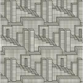 Nouvelle collection de tissus outdoor 2021 Archiutopia Tissu Zoe par ELITIS