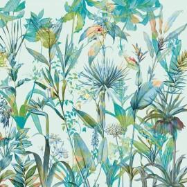 Papier peint Panoramique Sous les tropiques par Quinsaï