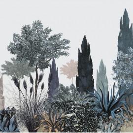 Papier Peint Panoramique Toscane de la collection Poème de l'éditeurs Tenue de Ville