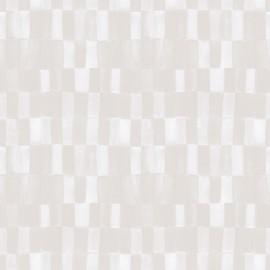 Papier peint Panoramique géométrique uni Ruth par Tenue de Ville