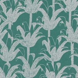 Papier peint floral et organique Hô de la collection Spice par Tenue de Ville