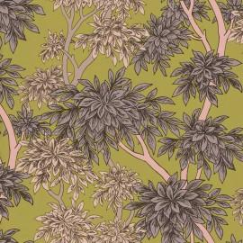 Papier peint Panoramique floral, jungle et organique Panache de la collection Spice par Tenue de Ville