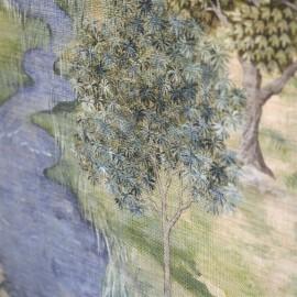 Papier peint Panoramique Bandipur Sky de la collection PAPIERS PEINTS SCENES & MURALS II par Designers Guild