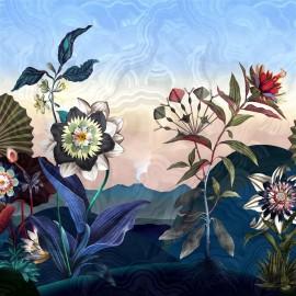 Papier peint Panoramique ATLANTIS AUBE de la collection PAPIERS PEINTS SCENES & MURALS II par CHRISTIAN LACROIX