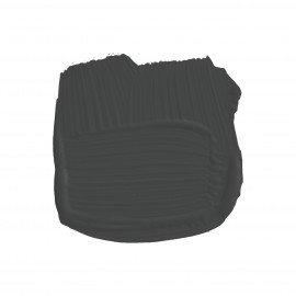 Farrow and ball peinture noir doux Tar No. CC1 California Collection