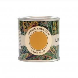 Peinture jaune ocre Cane No 53 Farrow & Ball Collection Liberty couleur archivée