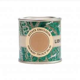 Peinture beige taupe Smoked Trout No 60 Farrow & Ball Collection Liberty couleur archivée