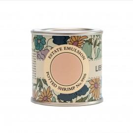 Peinture beige rose Potted Shrimp No 9906 Farrow & Ball Collection Liberty couleur archivée