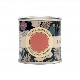 Peinture rose Fruit Fool No 9911 Farrow & Ball Collection Liberty couleur archivée
