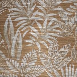 Papier peint revetement mural MANDRARE de la nouvelle collection sisalana de Casamance