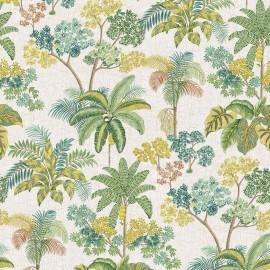 Papier peint végétal MALABAR de l'éditeur anglais Osborne & Little collection EMPYREA