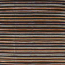 Tissu haut de gamme à rayures pour rideaux KANDY nouvelle collection EMPYREA par Osborne and Little