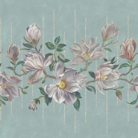 Magnolia Frieze